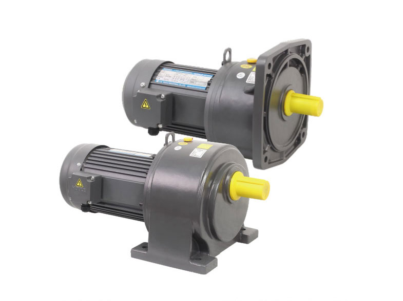 GH series-3.7kW gear reduction motor