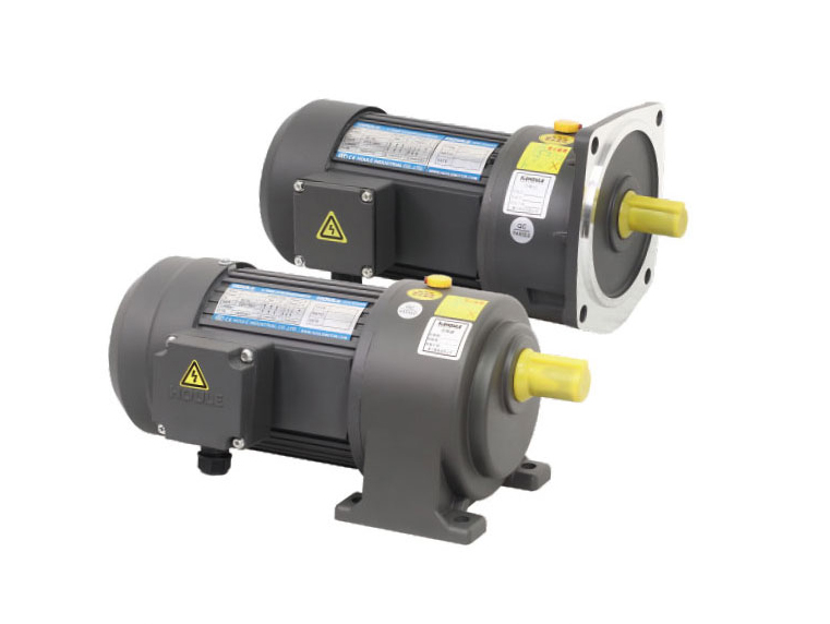 GH series-0.55kW gear reduction motor