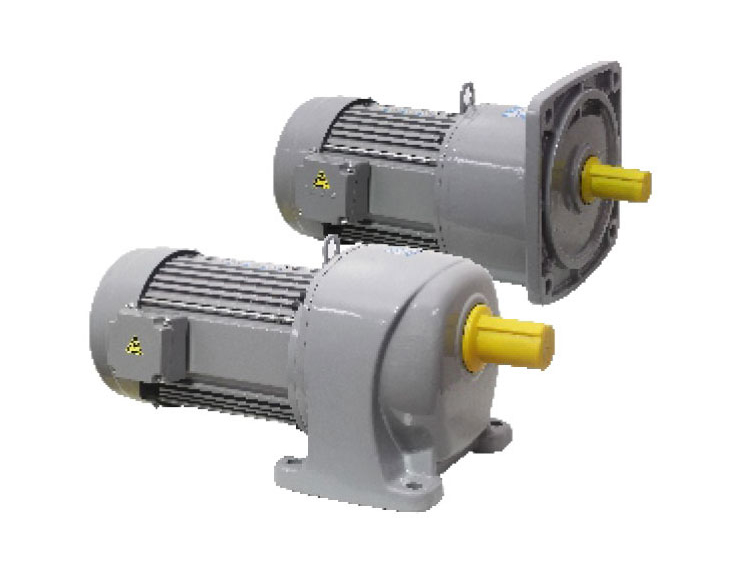 G3/G4 series-3.7kW gear reduction motor