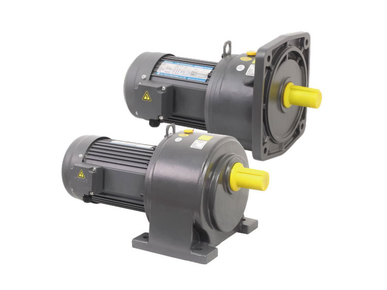 GH series-5.5kW gear reduction motor
