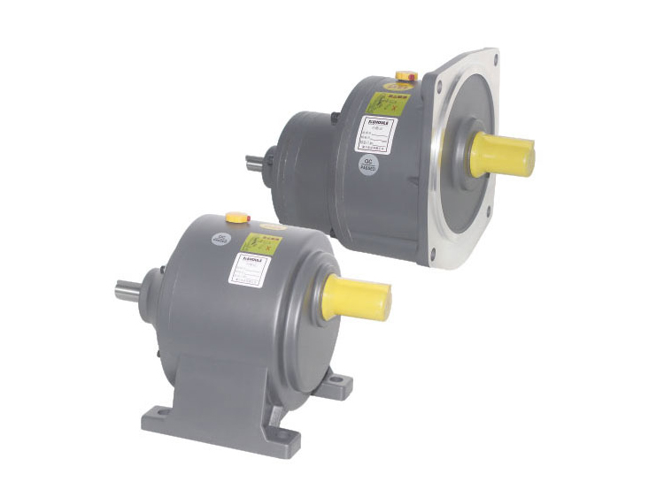 GH series-shaft input type of gear reducer