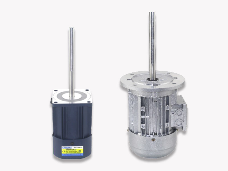 High temperature resistant motor